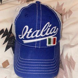 Italia Baseball hat from Epcot (Walt Disney World)